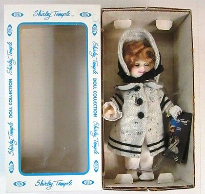 """1983 Ideal 8"""" Shirley Temple Dimples Doll"""