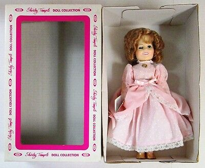 """1982 Ideal 12"""" Shirley Temple The Little Colonel Doll"""
