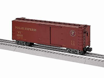 Lionel 6-83352 The Polar Express Usra Double Sheathed Box Car O Gauge
