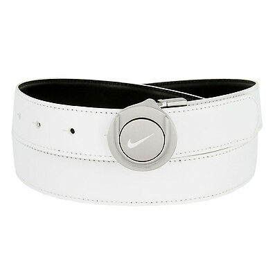 Nike Ball Marker II Women's Leather Golf Belt $55