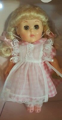 "Vintage Vogue Ginny Doll 1984 Dakin, Never Removed From Box ""heartland"", Minty"