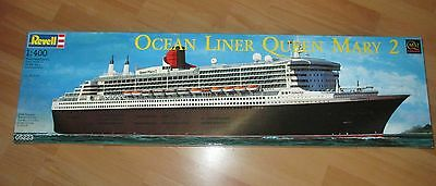Liner Queen Marry II QM2 Cunard Line Revell 05223 Bausatz Kit 1:400 sealed boxed