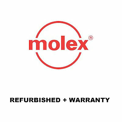 Lot of 2 - Molex Stacking Cable (37-0890-01) (PN: 74577-0031)
