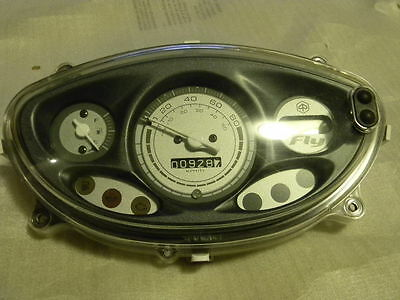 Piaggio FLY 4T 4V Speedometer - only has 928KM