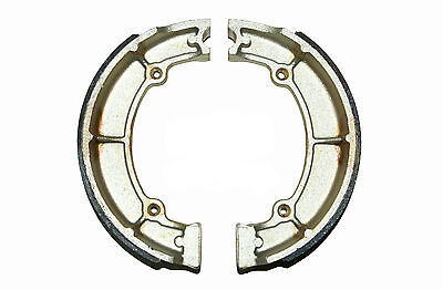 Kawasaki KLF300 rear brake shoes (1986-2004 A & B models) pair 160mm x 30mm, new
