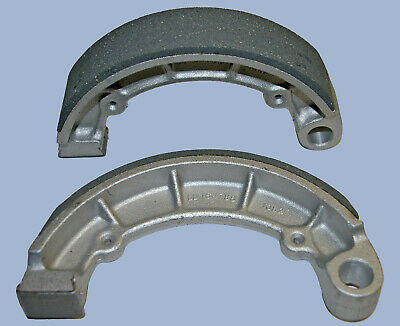 Kawasaki KLF300 rear brake shoes (1989-2005 C models) pair 180mm x 35mm, new