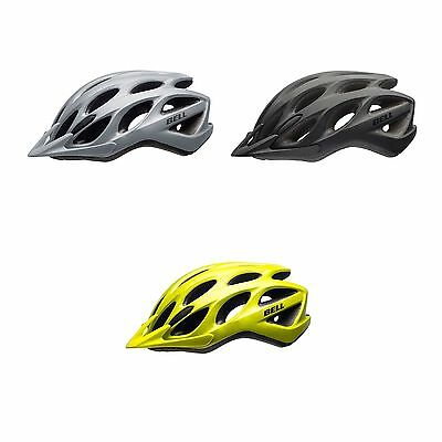 Bell Tracker Road Cycling/Mountain Bike/All Purpose Helmet - One Size (54-61cm)