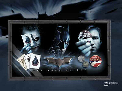 The Dark Knight Prop Set : Noble Collection - New