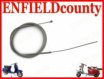 NEW VESPA SCOOTER FRICTION FREE CLUTCH CABLE VBB VBC VLB & OLD VESPA MODELS @AEs