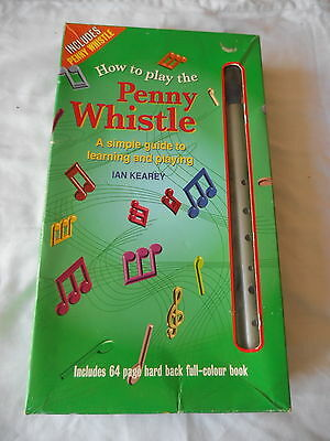 1 X Penny Whistle - How To Play The Penny Whistle