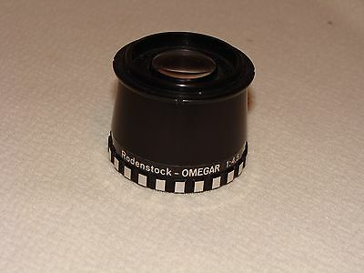 RODENSTOCK- OMEGAR 50mm ENLARGER LENS
