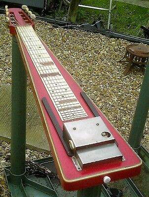 Vintage Rare & Old OTWIN 8 stringed Lap Steel Guitar