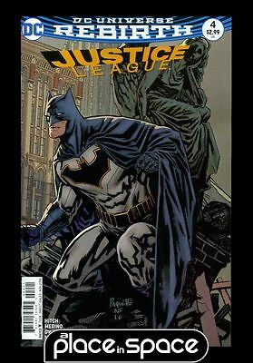 Justice League, Vol. 2 #4B - Paquette Connecting Variant (Wk36)