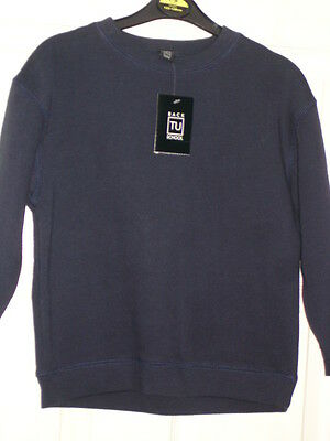 Girls' Cotton Rich Crewe Neck Sweatshirt  6yrs BNWT