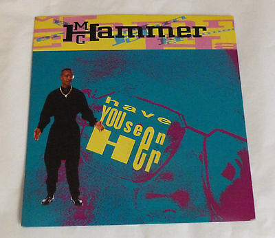MC Hammer - Have you seen her     UK 7""