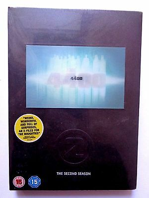 The 4400 Complete Second Season 2  (New/Sealed DVD, 2006, 4-Disc Box Set)