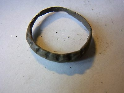 Ancient Bronze Casting RING !!!