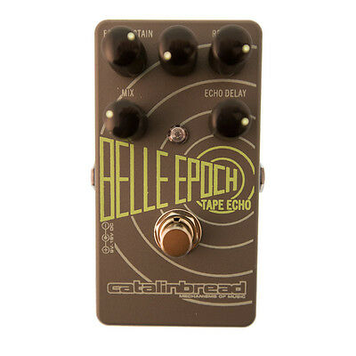 Catalinbread Belle Epoch Tape Echo Delay Effects Pedal (NEW)