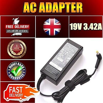 For Acer Aspire E15 ES1-512-C96S AC Power Supply Adapter Laptop Charger