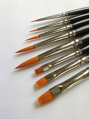 Model Painting brushes - Warhammer - Army Painter - Foundry etc Large Selection!