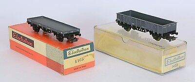 ELECTROTREN HO 2x RN SPANISH GOODS WAGONS NEAR MINT BOXED SEE DESCRIPTION