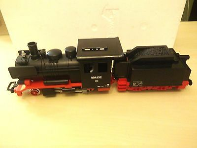 Vintage Playmobil 4052 Very Rare In Box Steam Engine And Tender - Shop Demo