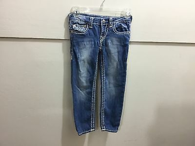 True religion youth boys size 6 Stella denim jeans