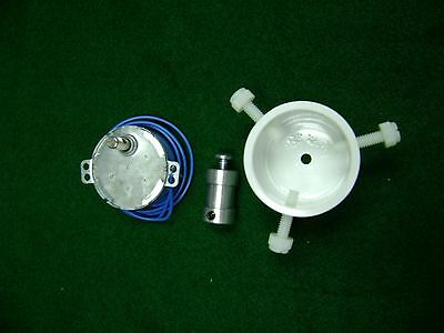 15-17 RPM  DRYING-DRYER MOTOR   with Rod Chuck