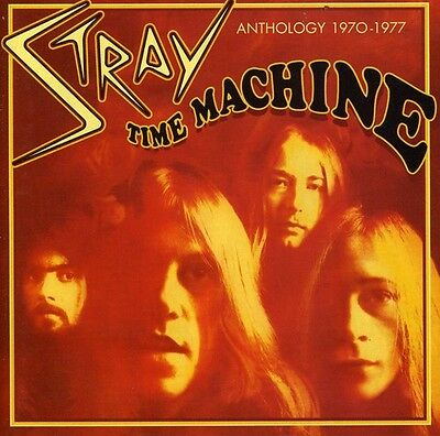 Stray - Time Machine: Anthology 1970-76 [New CD]