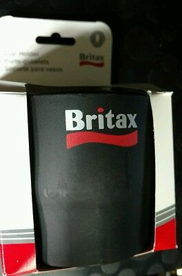 Britax Cup Holder Fits Multiple Sized Containers Dishwasher Safe - S844800 NEW