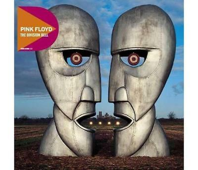 Musica WARNER MUSIC - Pink Floyd - The Division Bell (Remastered)   - -