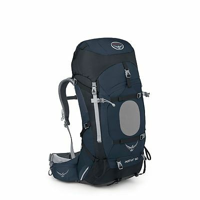 Osprey Aether 60 Trekkingrucksack Backpacking blau