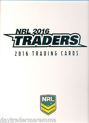 **30 DAY Special** While stock lasts**2016 NRL ESP Traders official album only*1