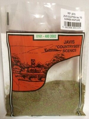 Javis JS70 - 1 x Bag No. 70 Summer Mixture Scenic Scatter - 1st Class UK Post
