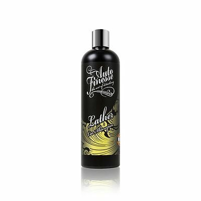 Auto Finesse Lather Shampoo 500ml Car Cleaning Wash Valet Detailing Exterior