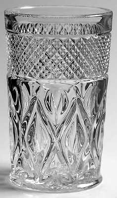 Imperial Glass Ohio CAPE COD CLEAR (#1602 & #160) 10 Oz Highball Tumbler 4001298