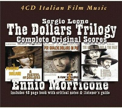 Ennio Morricone - Complete Dollars Trilogy (Original Soundtrack) [New CD] German