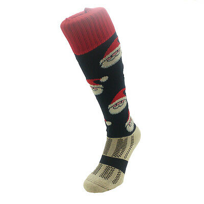 Rugby Heaven Raining Santa Funky Socks Kids