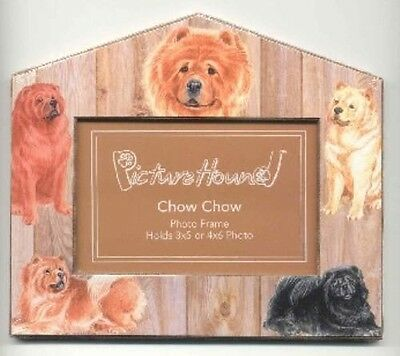 Dog Breed Frame CHOW CHOW Cute Picture Frame CLEARANCE SALE