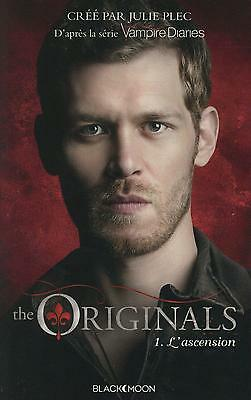 the Originals t.1   l'ascension Plec  Julie Occasion Livre