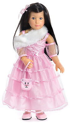 PRINCESS IN PINK  POUPEE KIDZ'N'CATS  S.Hartmann COLLECTION WITH HEART AND SOUL