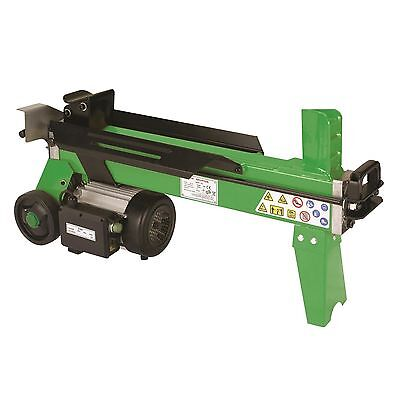 The Handy 6 ton Electric Log Splitter and stand 2200 watt motor