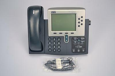 Cisco Unified IP Business Phone 7960G VoIP CP-7960G Telephone