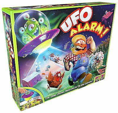 UFO Alarm Childrens Board Game. From the Official Argos Shop on ebay