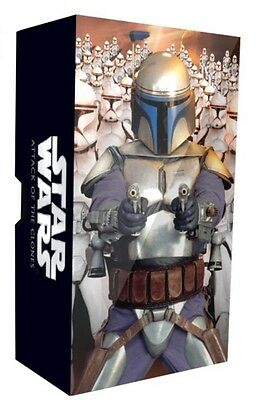 2016 Topps Star Wars Attack Of The Clones 3D Widevision Limited Set