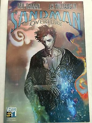 Sandman Overture 1 Wondercon 3D Exclusive - NM+ or better