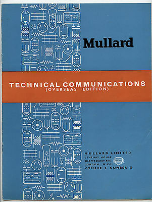 Mullard - Technical Comunications - Volume 2 - Number 10 - February 1955
