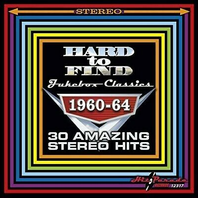 Various Artists - Hard to Find Jukebox Classics 1960-64 30 Amazing Stereo Hits [