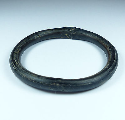 Ancient Roman Glass Bangle 2Nd Ad