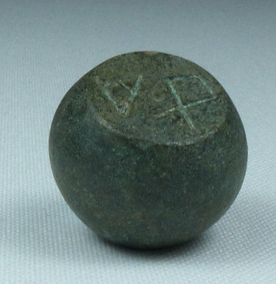 Ancient Roman Bronze Weight 2Nd Ad